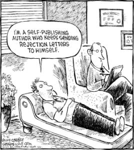 self-publishing comic