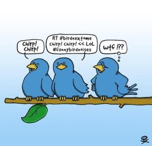Twitter Comics