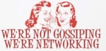 networking not gossiping