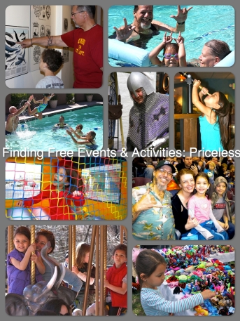 free events & activities