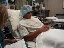 hospital hat