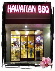 Kana Girl's Hawaiian BBQ