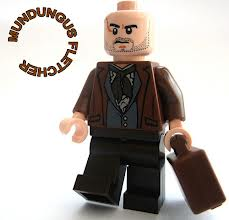 Mundungus Fletcher Lego