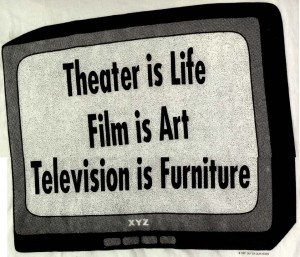 television is furniture