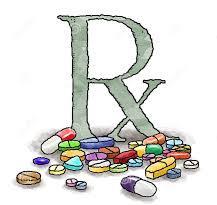 prescription pills Rx