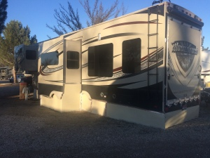 fifth wheel weatherproofing