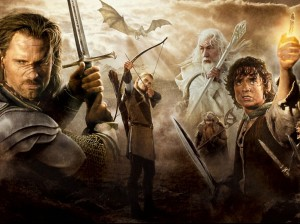 Lord of the Rings epic