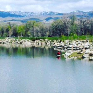 Esther Simplot park Boise