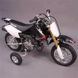 motorcycle training wheels