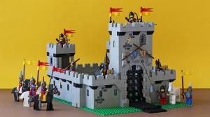 Lego castle 1980s